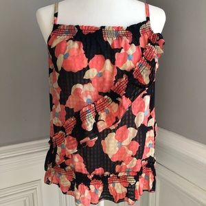 Juicy Couture Size 6 Ruffle Top